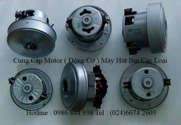 Motor May Hut Bụi Tefal