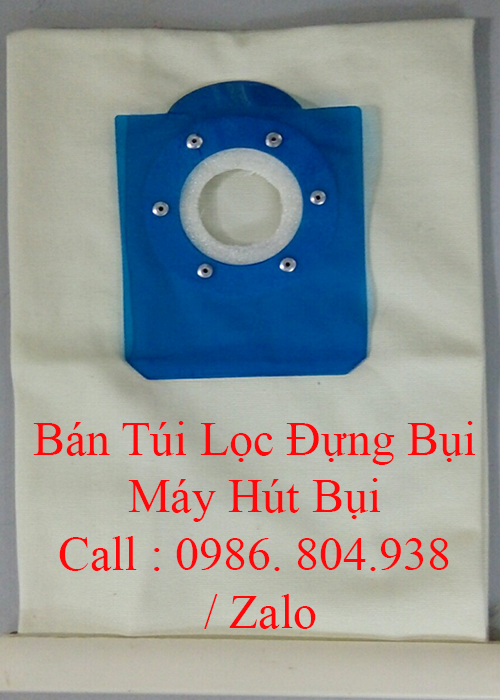 Tui dung rac may hut bui Electrolux
